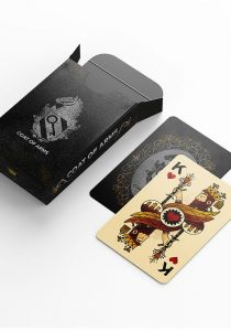 Coat of Arms Playing Cards